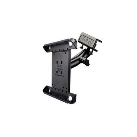 RAM Glare Shield Clamp Mount with Tab-Tite™ Cradle For iPad 1-4