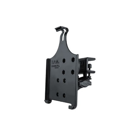 RAM Glare Shield Clamp Mount with EZ-Roll'r™ Cradle For iPad mini 1-3