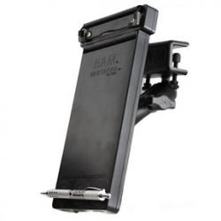 RAM® Multi-Pad™ with Glare Shield Clamp Mount