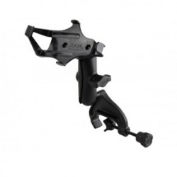 RAM® Double Ball Yoke Clamp Mount for Garmin GPSMAP 176, 396, 496