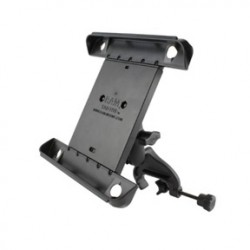 RAM Yoke Clamp Mount with Tab-Tite™ Cradle For iPad 1-4
