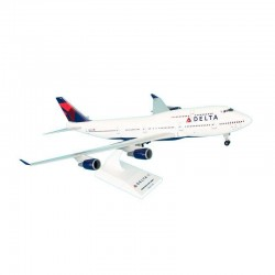 SkyMarks 1:200 Delta Airlines B747-400