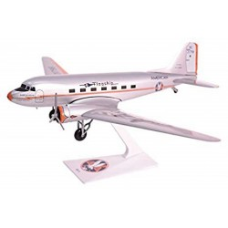 Flight Miniatures 1:100 American Flagship Knoxville DC-3
