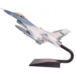 "Flight Miniatures 1:48 USAF ""BLUE CAMOUFLAGE"" F-16"