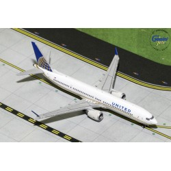 Gemini Jets 1:400 United Airlines B737 Max