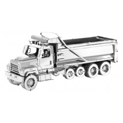 Fascinations METAL EARTH - Freightliner 114SD Dump Truck