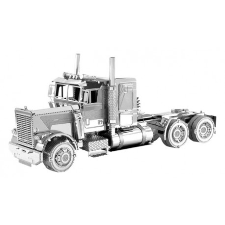 Fascinations METAL EARTH - Freightliner FLC Long Nose Truck