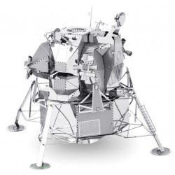 Fascinations METAL EARTH - Space Apollo Lunar Module