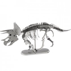 Fascinations METAL EARTH – Dinosaur Triceratops