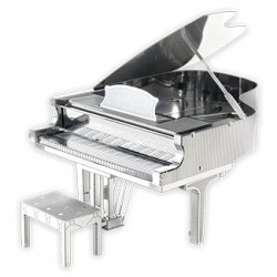 Fascinations METAL EARTH – Musical Grand Piano