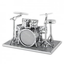 Fascinations METAL EARTH – Musical Drum Set