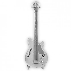 Fascinations METAL EARTH – Musical Electric Bass Guitar
