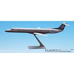 Flight Miniatures 1:100 UNITED EXPRESS ERJ-145