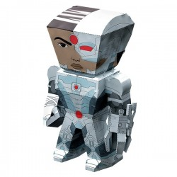 Fascinations METAL EARTH - Justice League Cyborg