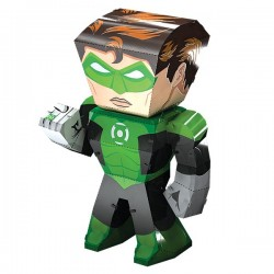 Fascinations METAL EARTH - Justice League Green Lantern
