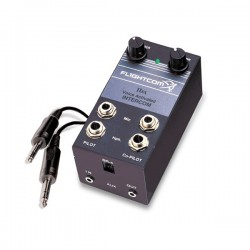 Flightcom IISX Portable Mono Intercom