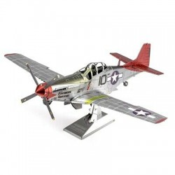 Fascinations ICONX - P-51D Mustang