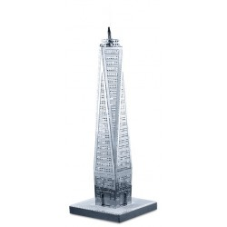 Fascinations METAL EARTH – M.E. One Wold Trade Center