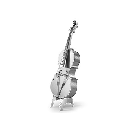 Fascinations METAL EARTH – Musical Bass Fiddle