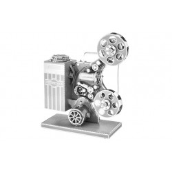 Fascinations METAL EARTH – M.E. Vintage Movie Projector