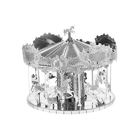Fascinations METAL EARTH – M.E. Merry Go Round