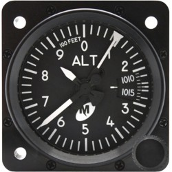 MCI Altimeter MD15 Series (TSO)