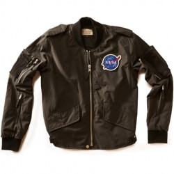 Red Canoe Nasa Flight Jacket
