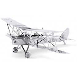 Fascinations METAL EARTH - De Havilland Tiger Moth