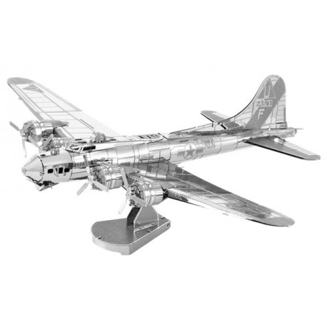 Fascinations METAL EARTH - Aviation B-17 Flying Fortress