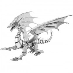 Fascinations ICONX - Silver Dragon