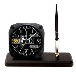 Trintec Desk Pen Set Modern Altimeter