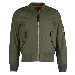 Alpha L-2B Scout Jacket for Women (Sage Green)
