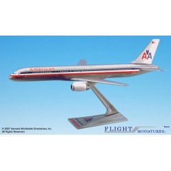 Flight Miniatures 1:200 American Airlines B757-200