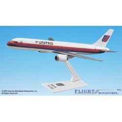 Flight Miniatures 1:200 United Airlines B757-200
