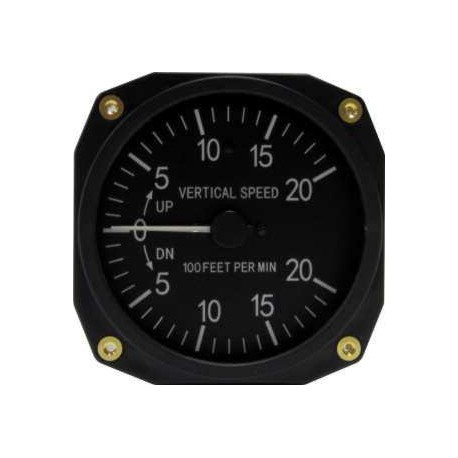 SZ CFI Vertical Speed Indicator VSI3S-20FM
