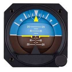 SZ CFI Electric Attitude Indicator